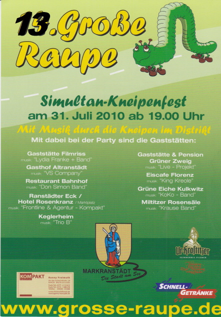 Kneipenfestival
